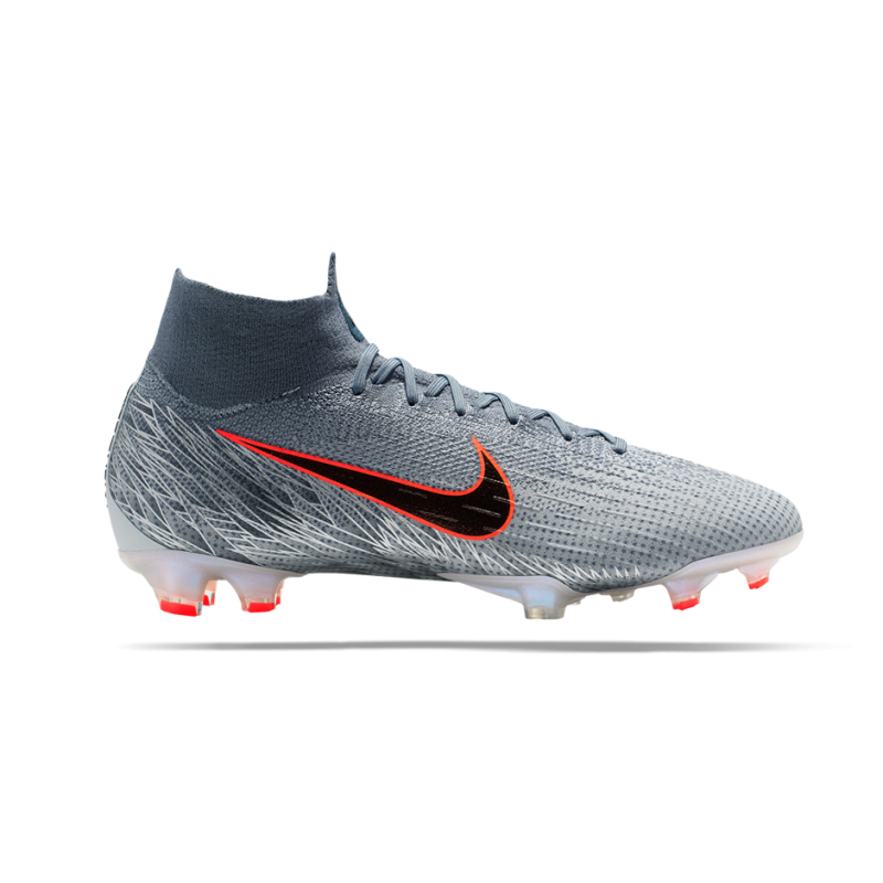 NIKE Mercurial Superfly 6 Elite FG (008) - Grau