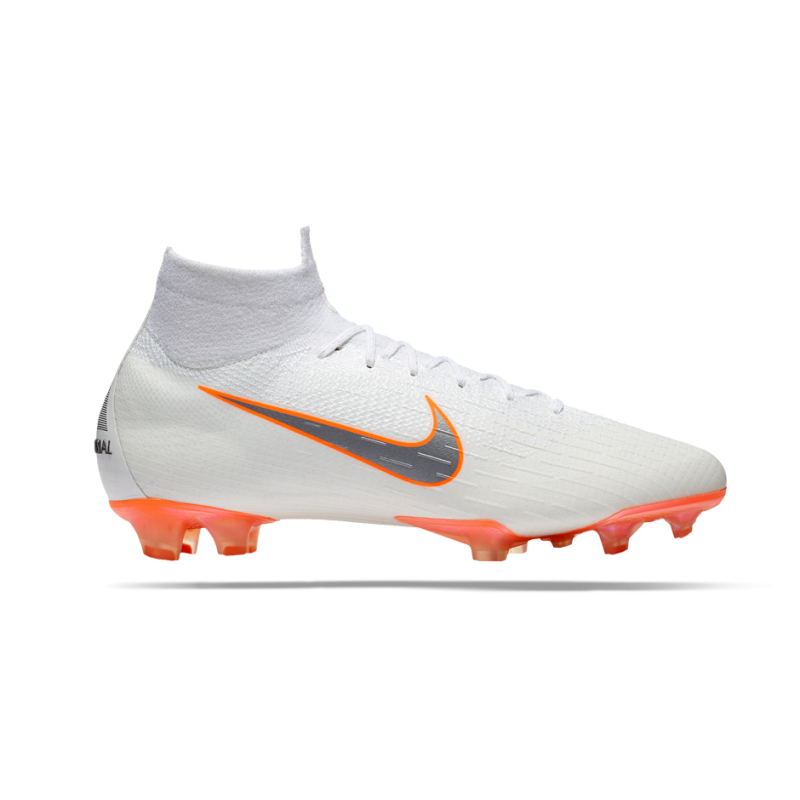 NIKE Mercurial Superfly 6 Elite FG (107) - Weiß