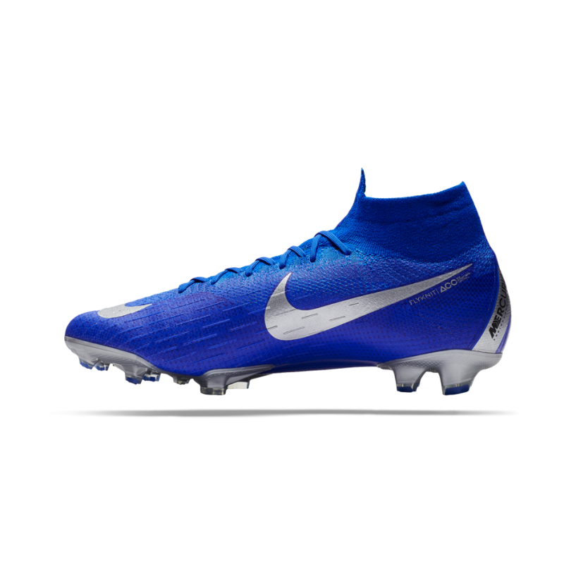 buy popular c252f 5bb3d ... NIKE Mercurial Superfly 6 Elite FG (400) - Blau ...
