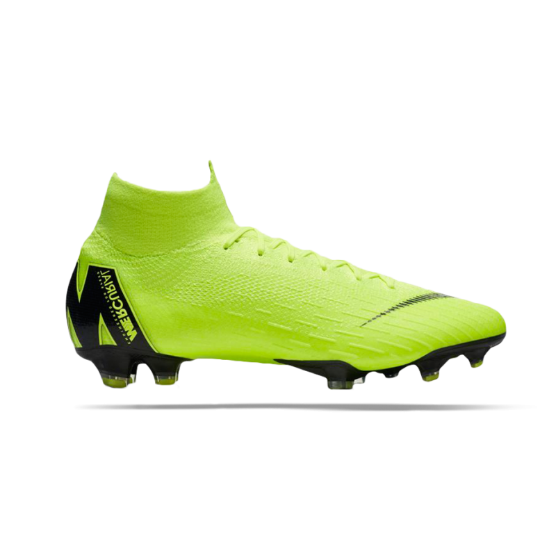 NIKE Mercurial Superfly 6 Elite FG (701) - Gelb