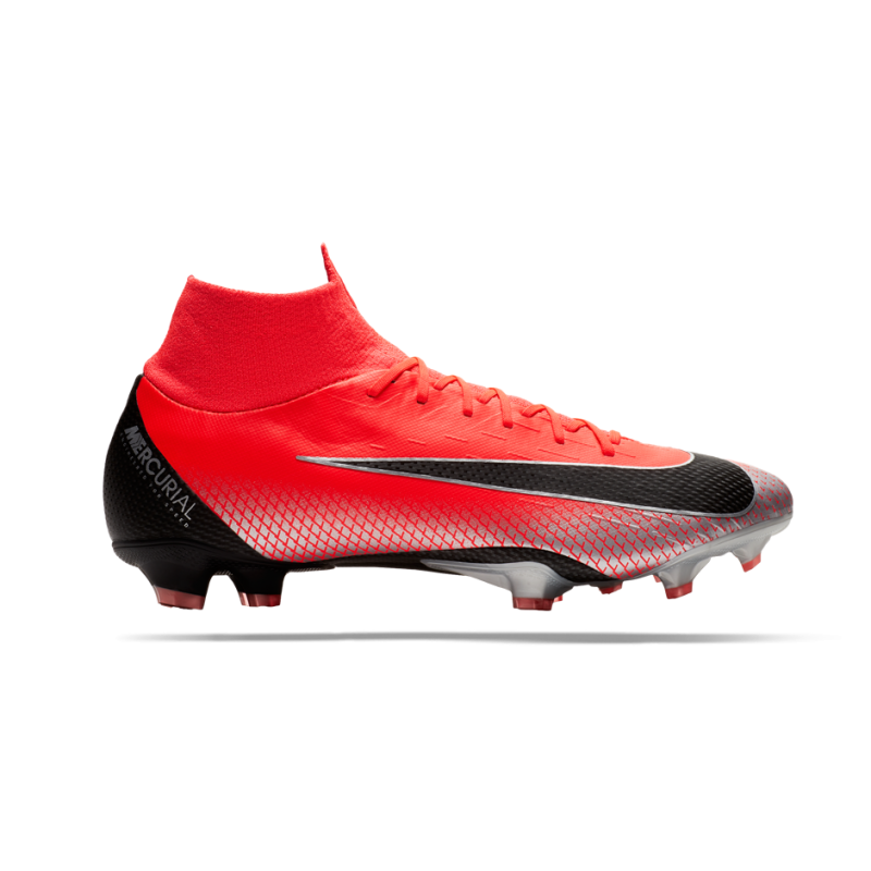 NIKE Mercurial Superfly 6 Pro CR7 FG (600) - Rot