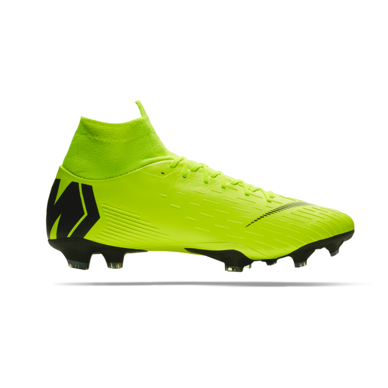 NIKE Mercurial Superfly 6 Pro FG (701) - Gelb