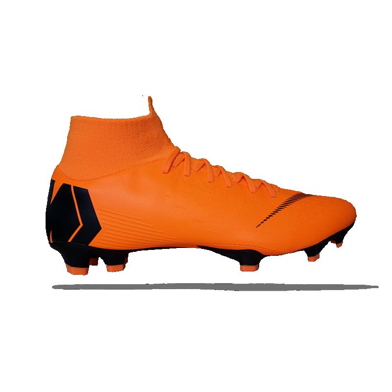 NIKE Mercurial Superfly 6 Pro FG (810) - Orange