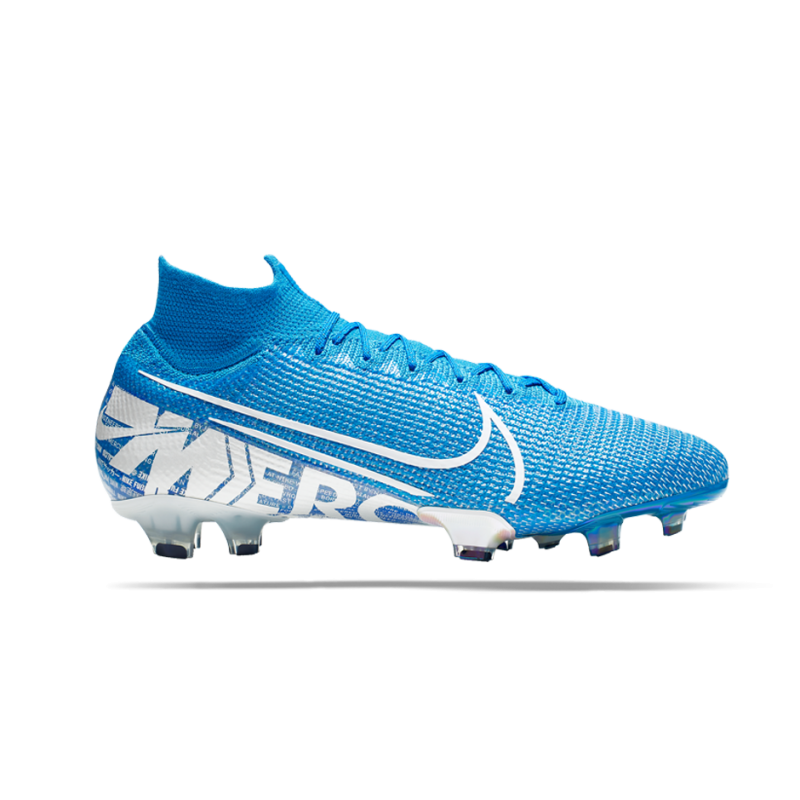 NIKE Mercurial Superfly 7 Elite FG (414) - Blau