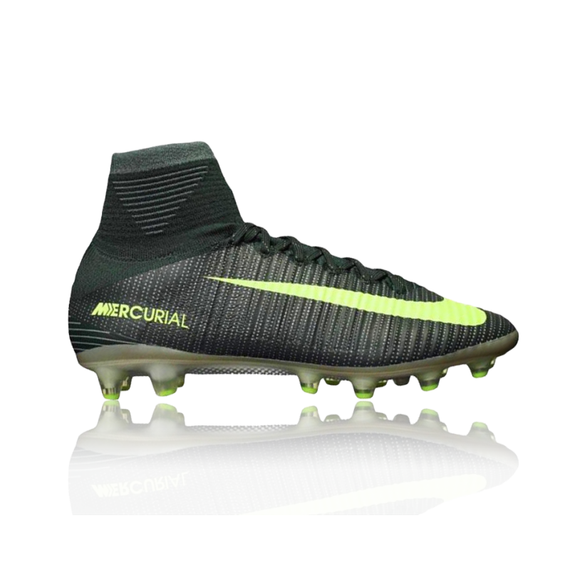 NIKE Mercurial Superfly V CR7 AG-Pro (376) - Grün