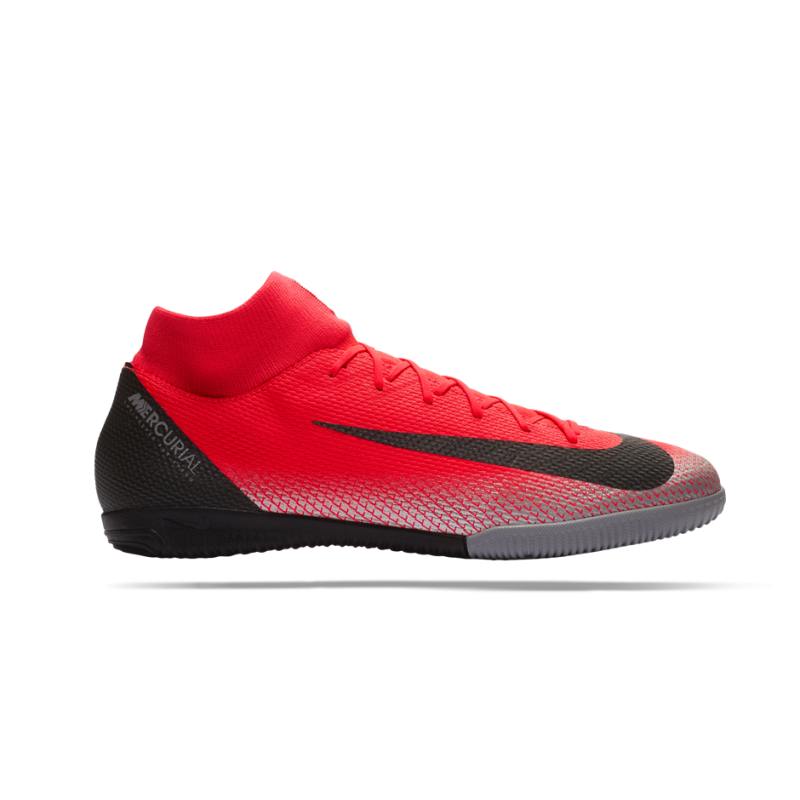 NIKE Mercurial SuperflyX 6 Academy CR7 IC (600) - Rot