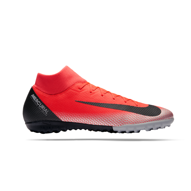 NIKE Mercurial SuperflyX 6 Academy CR7 TF (600) - Rot