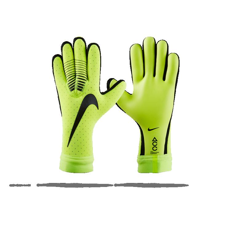 NIKE Mercurial Touch Elite TW-Handschuh (702) - Gelb