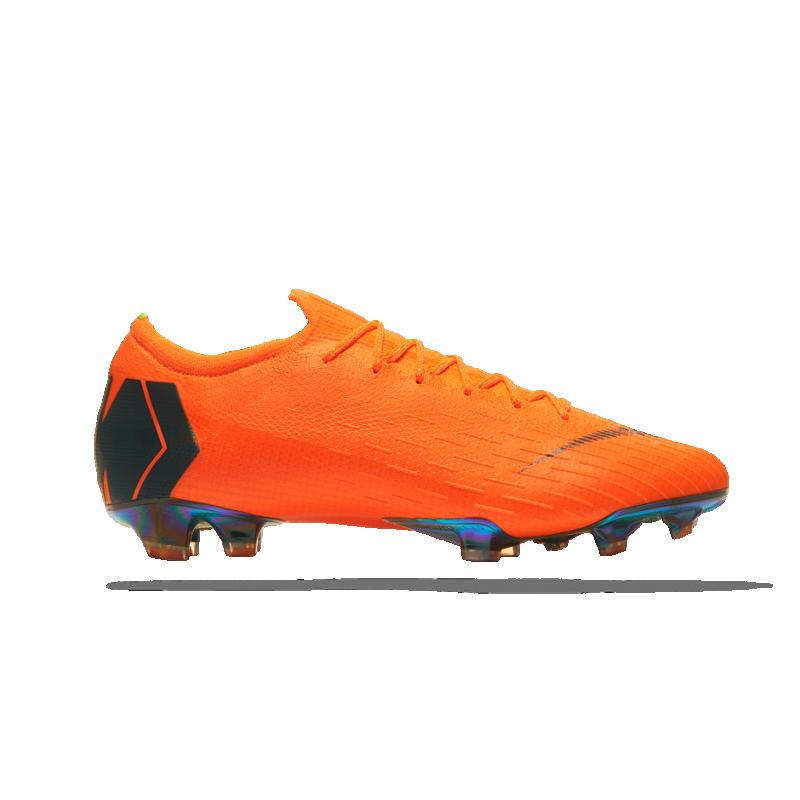 MERCURIAL VAPOR XII ELITE AG-PRO - Fußballschuh Nocken - total orange/black/volt lT3Eki5XAa