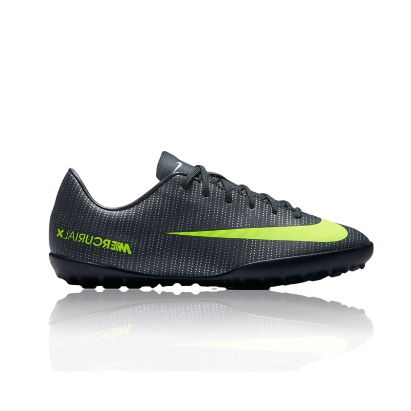 NIKE Junior Mercurial Vapor XI CR7 TF (376) - Grün