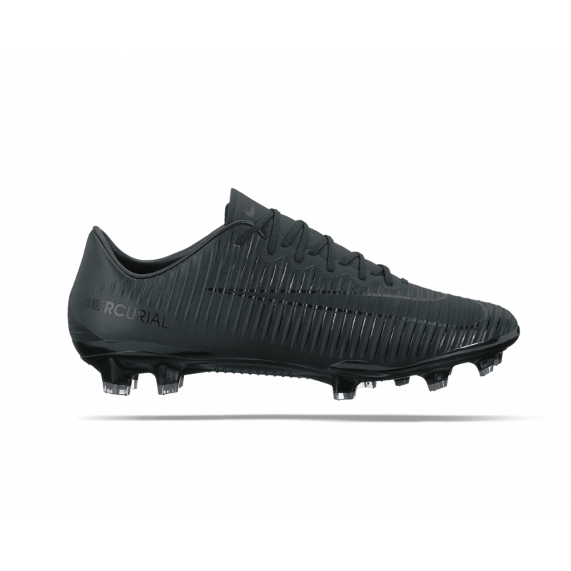 nike mercurial vapor xi fg 001 in schwarz. Black Bedroom Furniture Sets. Home Design Ideas