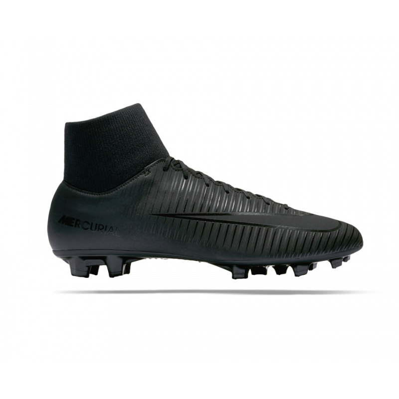 nike mercurial victory vi df fg 001 in schwarz. Black Bedroom Furniture Sets. Home Design Ideas