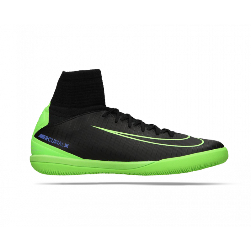 NIKE Mercurial X Proximo II Junior IC (034) - Schwarz