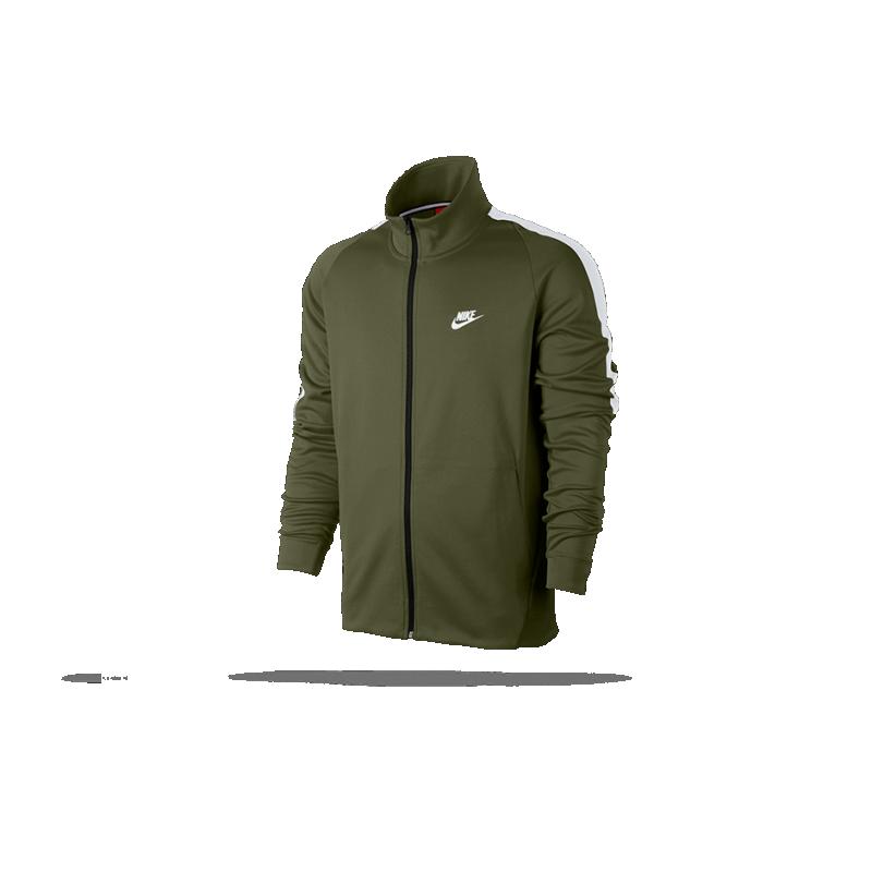 NIKE N98 Trackjacket Jacke (395) - Grün
