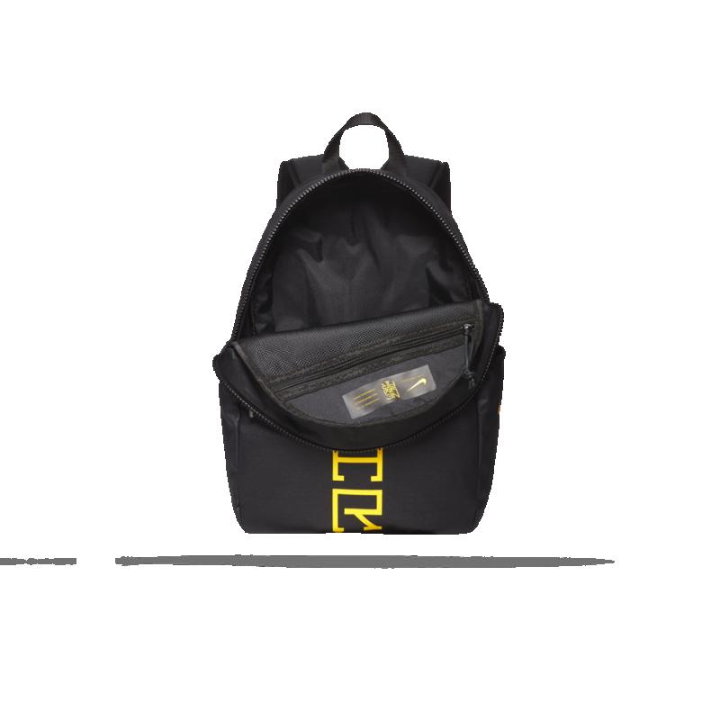 ... NIKE Neymar Backpack Rucksack Kinder (010) - Schwarz ... 192c7e641f232