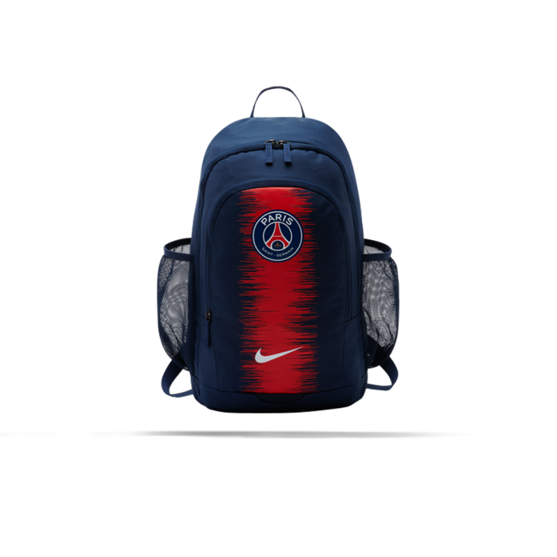 28c84d136c86 NIKE Paris St. Germain Stadium Rucksack (421) in Blau