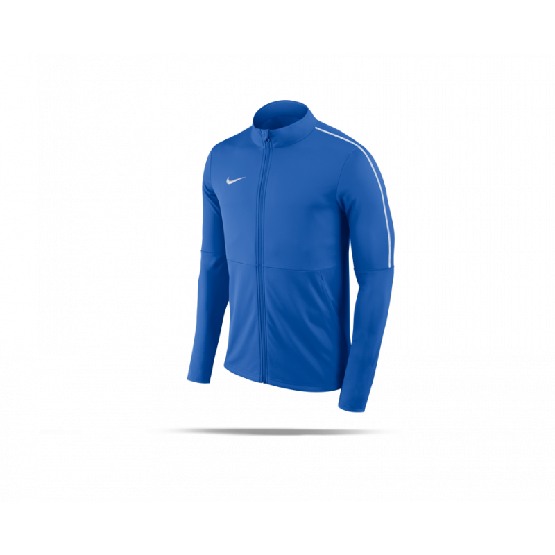 NIKE Park 18 Knit Track Jacket Jacke (463) - Blau