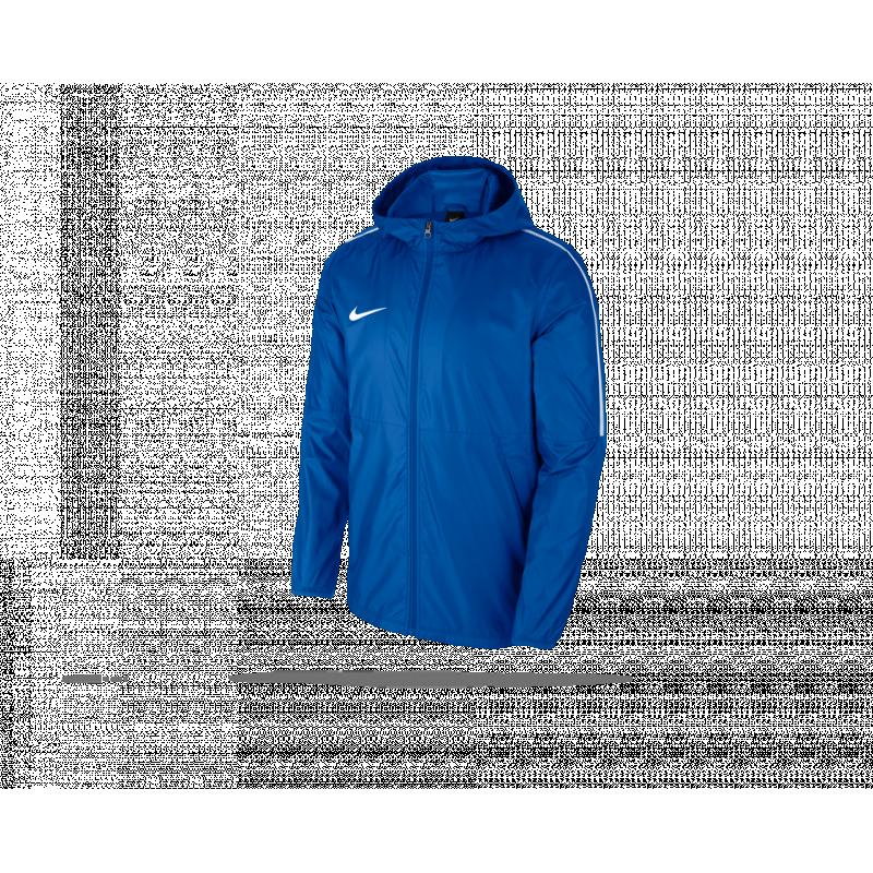 664b9a367a82cb NIKE Park 18 Rain Jacket Regenjacke (463) in Blau