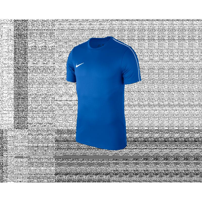 NIKE Park 18 Training Top kurzarm (463) - Blau