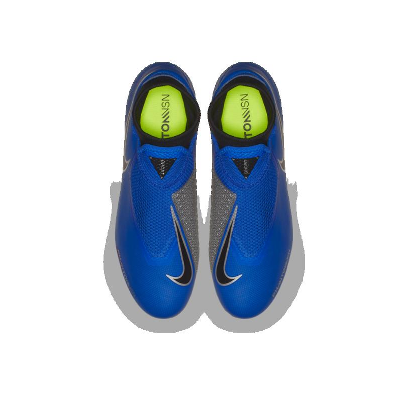 separation shoes f839f 97b96 ... NIKE Phantom Vision Academy DF SG-Pro Anti Clog (400) - Blau ...