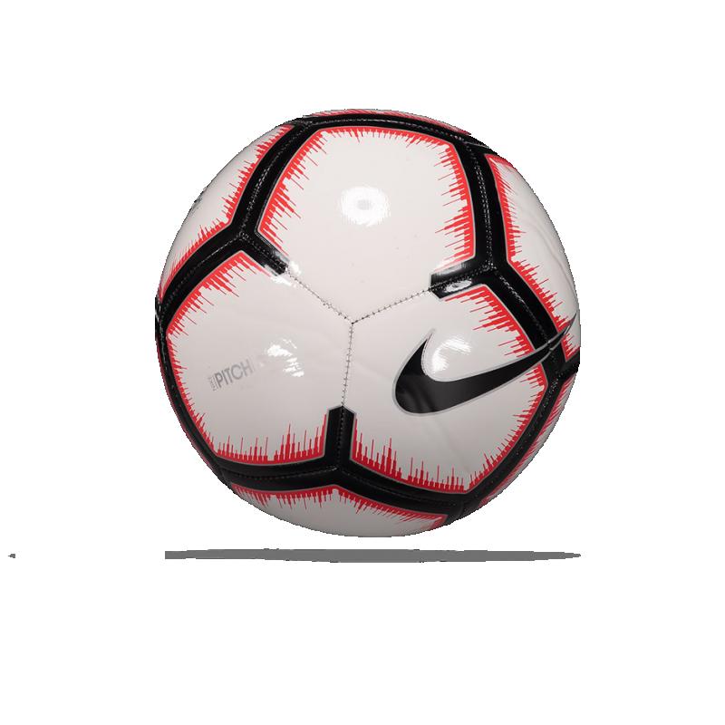 NIKE Pitch Fussball (100) - Weiß