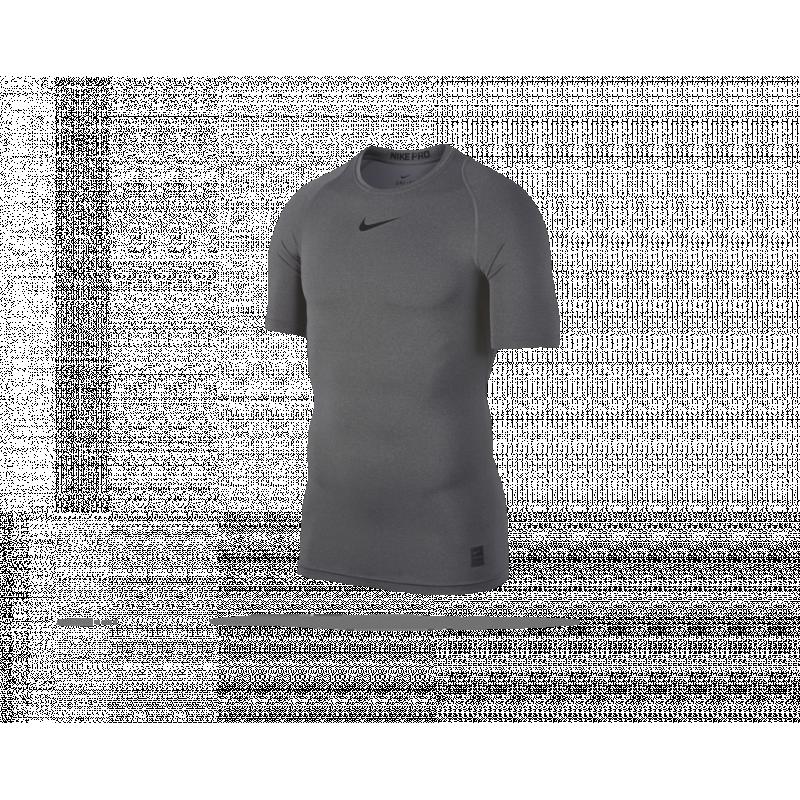 NIKE Pro Compression Shortsleeve Shirt (091) - Grau