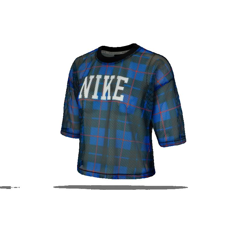 Shortsleeve Top NIKE Mesh T Damen480 Shirt On8wPXk0
