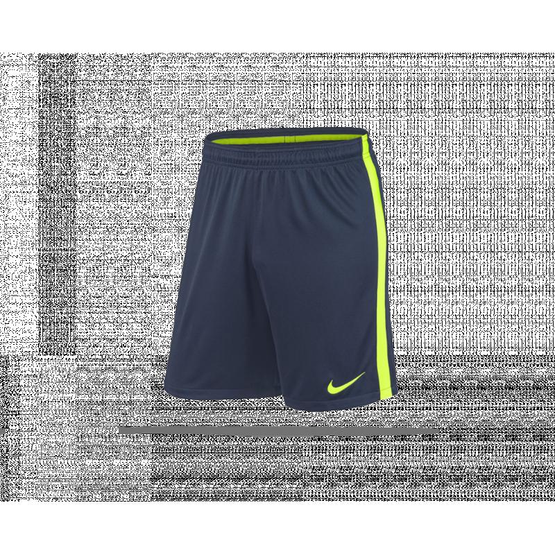 Nike Squad 17 Dry Knit Short 451 In Blau