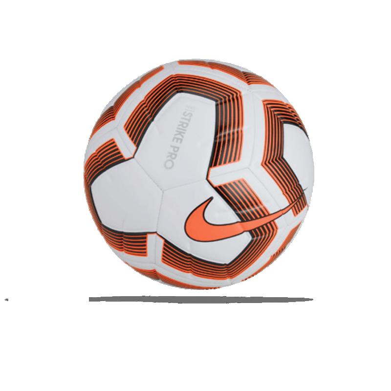 NIKE Strike Pro Team Fussball Gr. 5 (101) - Weiß