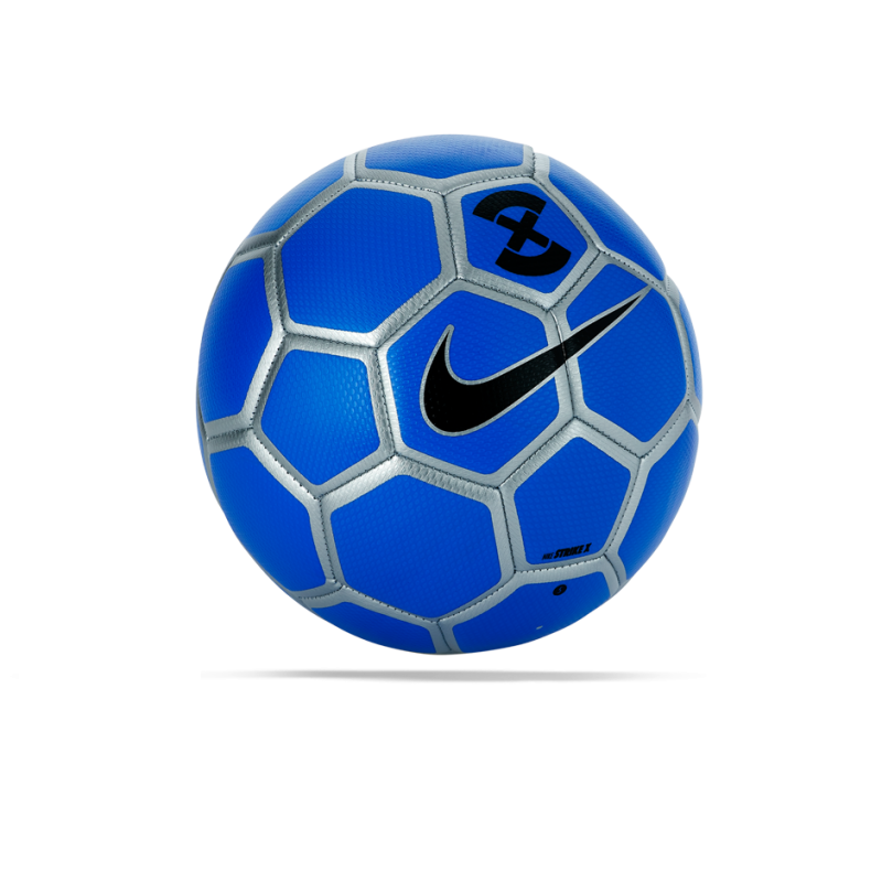 NIKE Strike X Football Trainingsball (410) - Blau