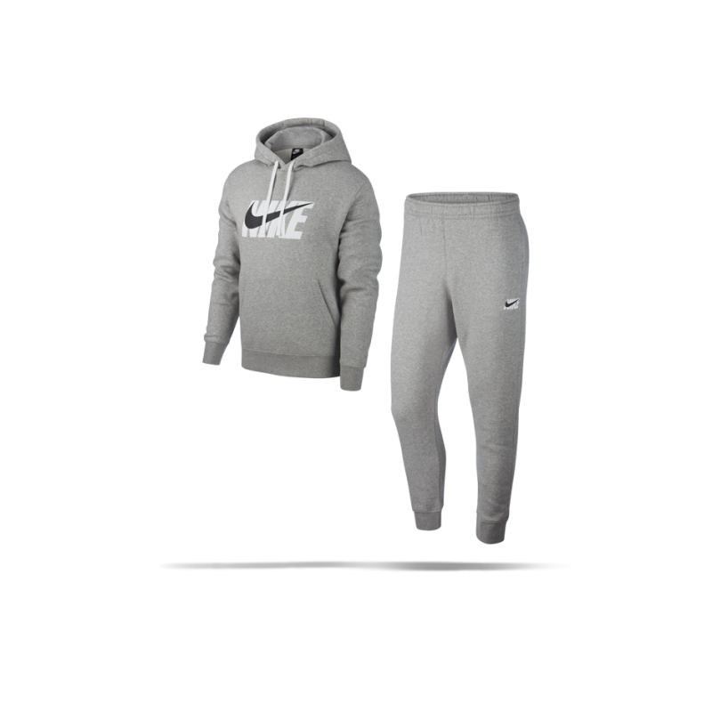 NIKE Suit Hoodie Trainingsanzug (063)