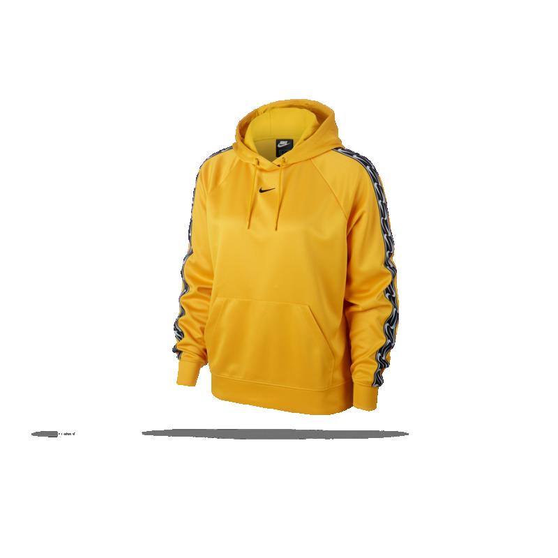 new product 72684 e4f67 NIKE Swoosh Hoodie Kapuzensweatshirt Damen (743)