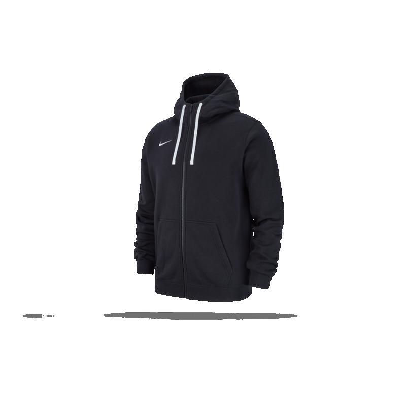 sale retailer 3e52e f78db NIKE Team Club 19 Full-Zip Hoodie Kapuzenjacke (010)