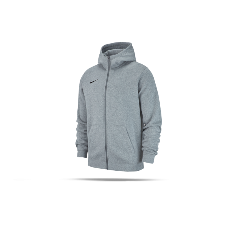 NIKE Team Club 19 Full Zip Hoodie Kapuzenjacke Kinder (063)