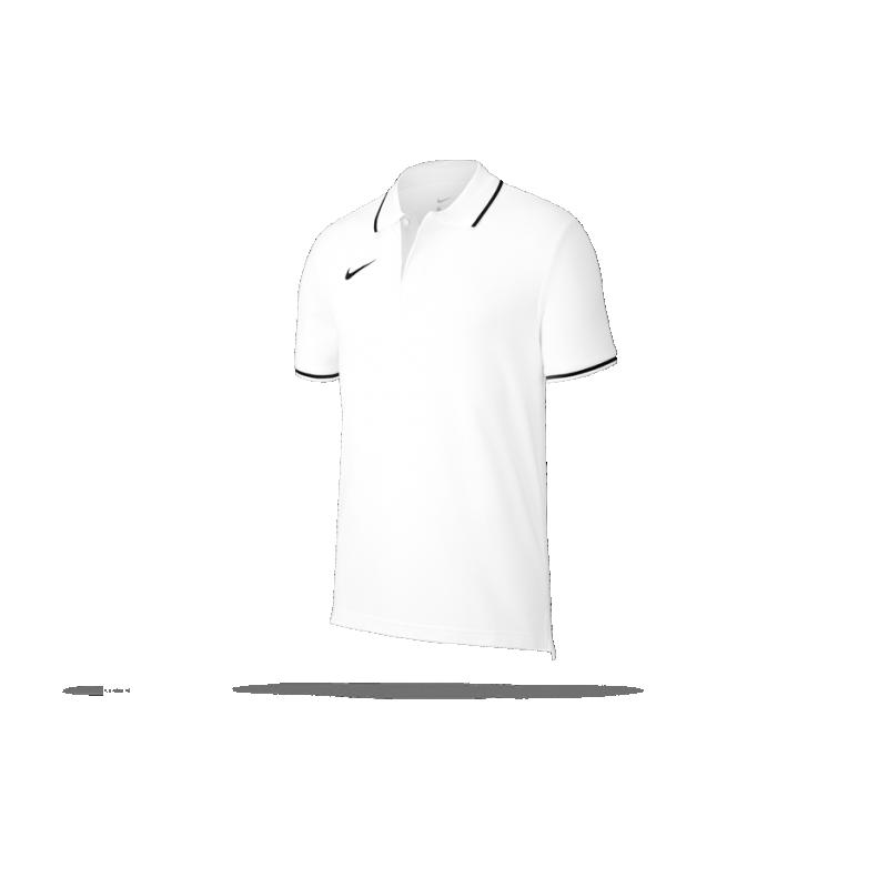NIKE Team Club 19 Polo Shirt Kinder (100)