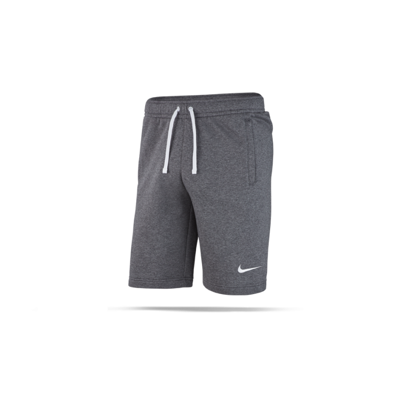NIKE Team Club 19 Short Hose kurz Kinder (071) in Grau