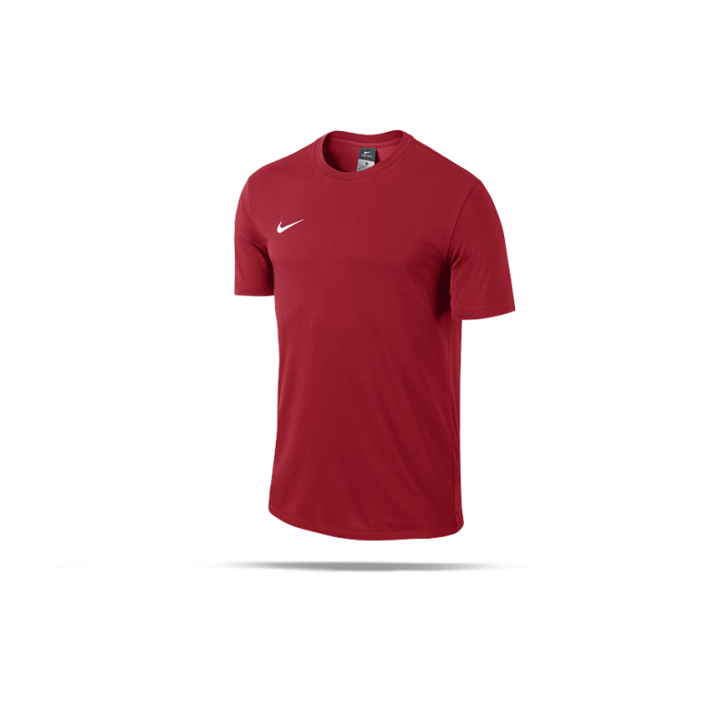 Nike Team Club Blend Tee T Shirt Kinder 657 In Rot