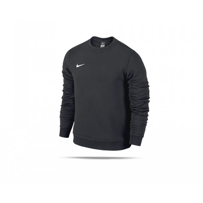 NIKE Team Club Crew Sweatshirt (010) - schwarz