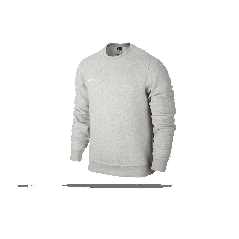 NIKE Team Club Crew Sweatshirt (050) - Grau