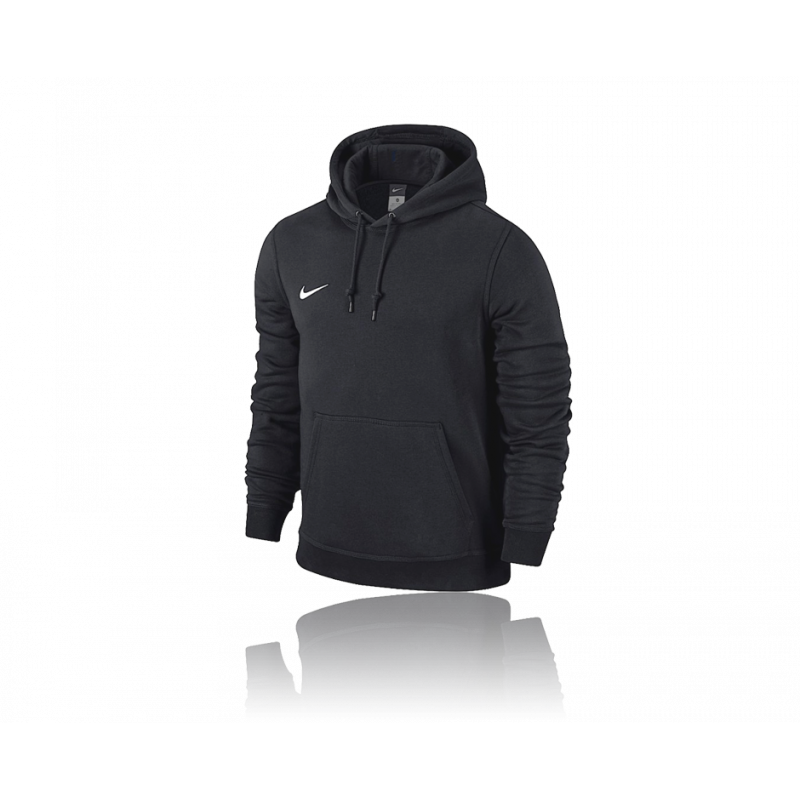 NIKE Team Club Hoody Sweatshirt (010) - Schwarz