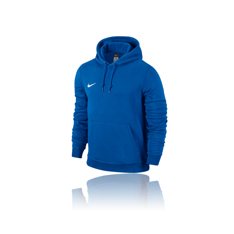 NIKE Team Club Hoody Sweatshirt (463) - blau