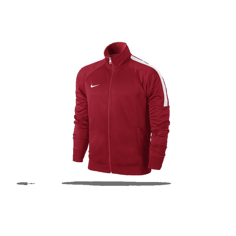 Nike jacken rot