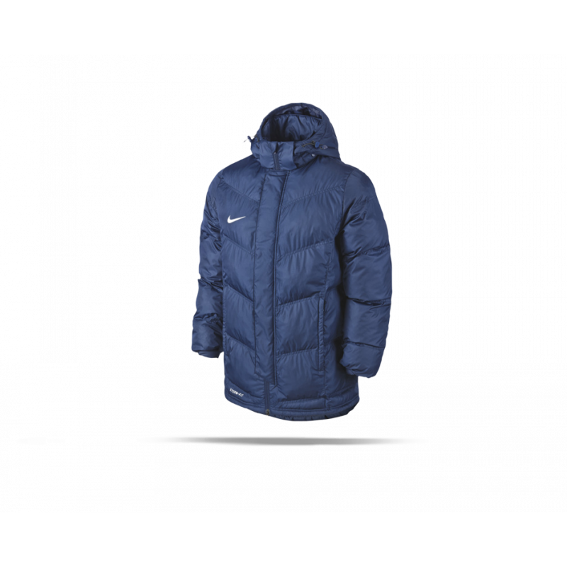 on sale 05e1b 005d1 NIKE Team Winter Jacket Winterjacke Kinder (451) - Blau