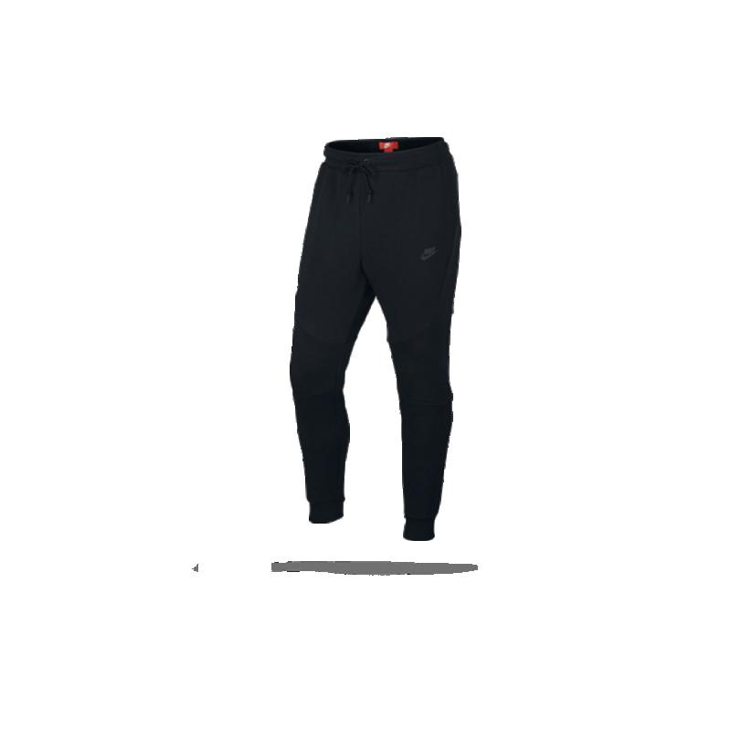NIKE Tech Fleece Jogger Pant Hose (010) - Schwarz