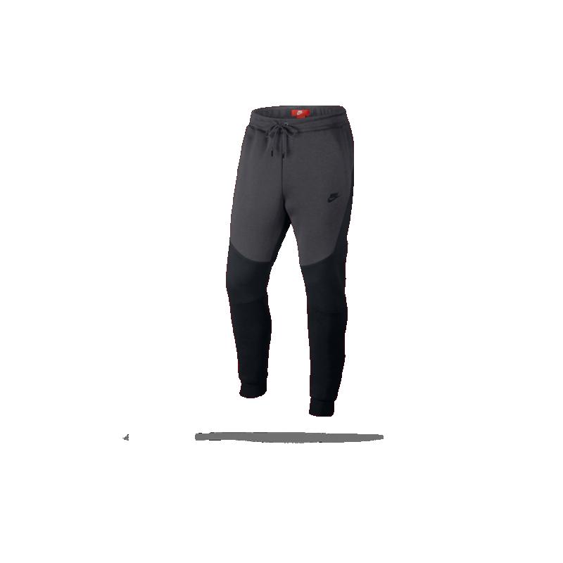 NIKE Tech Fleece Jogger Pant Hose (012) - Schwarz