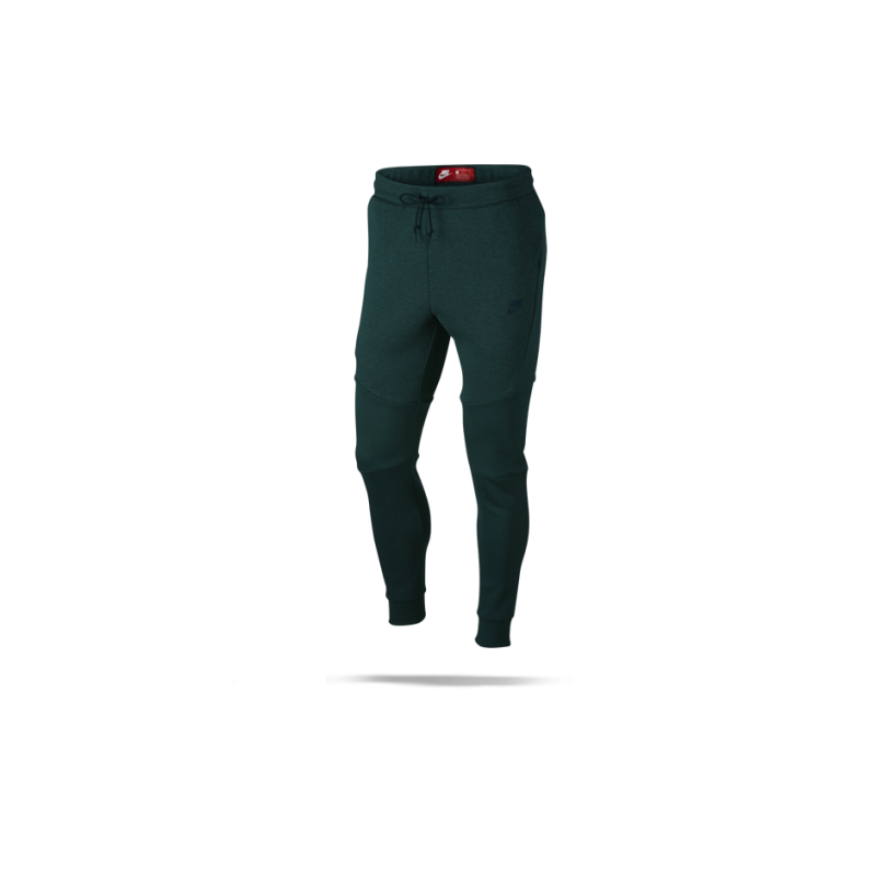 NIKE Tech Fleece Jogger Pant Hose (382) - Grün