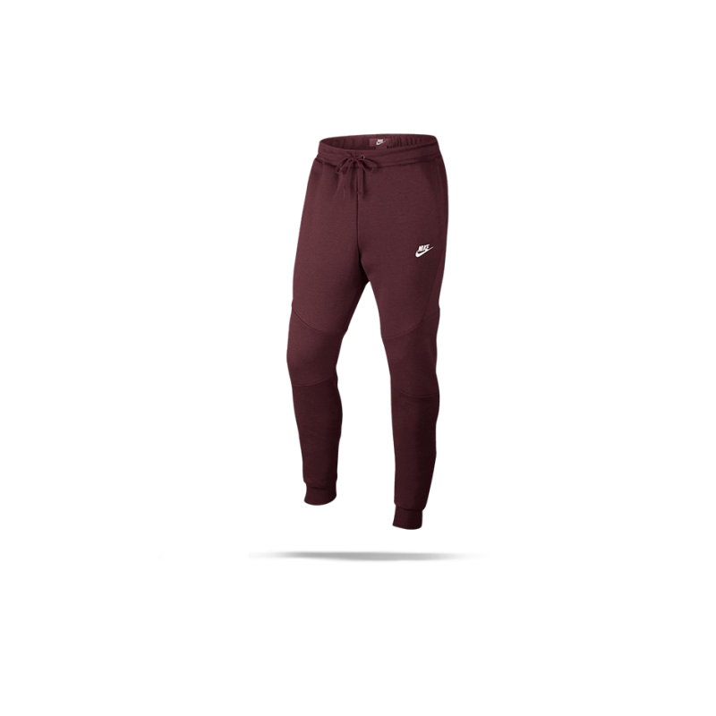 NIKE Tech Fleece Jogginghose (681) - Rot
