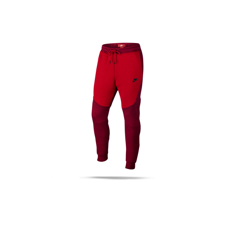 NIKE Tech Fleece Pant Jogginghose (677) - Rot