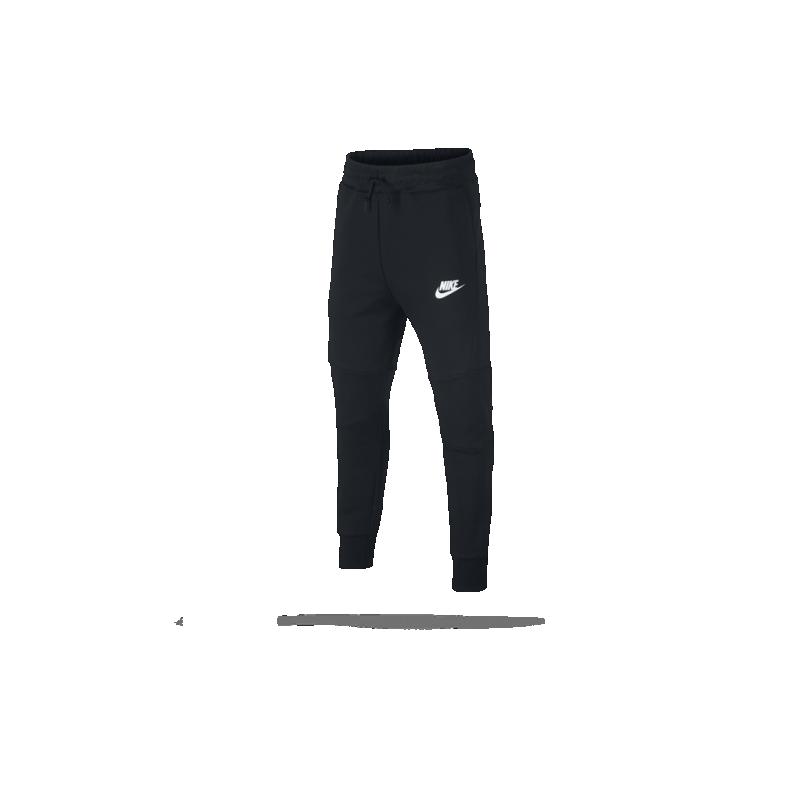 ccd73f1a20d9f3 NIKE Tech Fleece Pant Jogginghose Kinder (017) in Schwarz