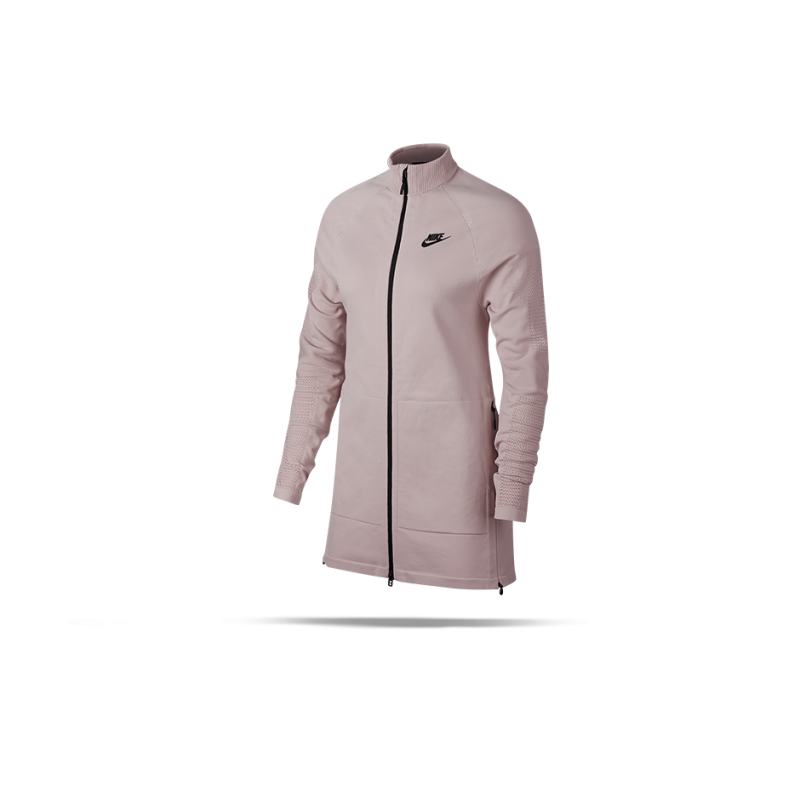 best cheap da50c add66 NIKE Tech Knit Sweatjacke Damen (684)